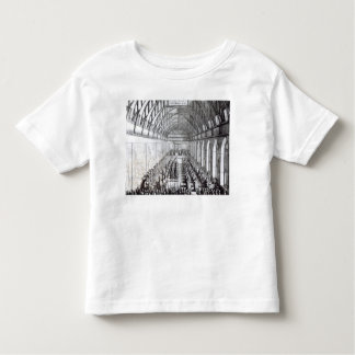 Banquet of Charles II  in St. George's Hall T-shirts