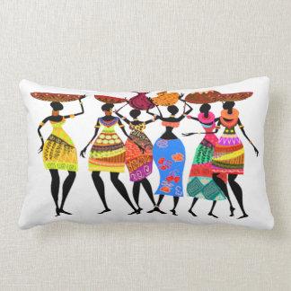 Banquete africano almohada