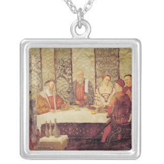 Banquete dado por Bartolomeo Colleoni Pendiente