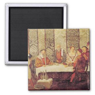 Banquete dado por Bartolomeo Colleoni Iman De Frigorífico