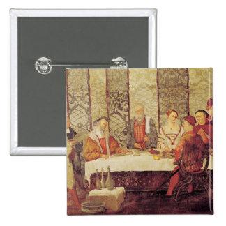 Banquete dado por Bartolomeo Colleoni Pin