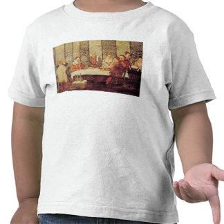 Banquete dado por Bartolomeo Colleoni Camiseta