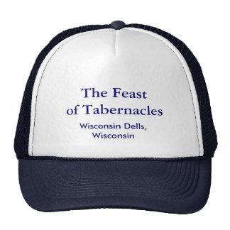 Banquete de los Dells de Wisconsin del tabernáculo Gorros