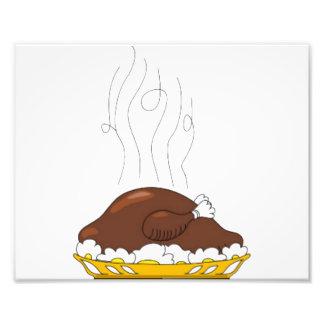 Banquete de Turquía Cojinete