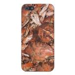Banquete del cangrejo iPhone 5 coberturas