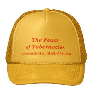 Banquete del gorra de los tabernáculos