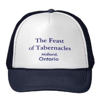 Banquete del tabernáculo, Midland, Ontario Gorros