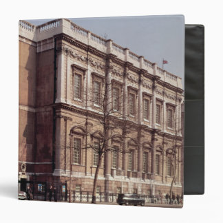Banqueting House, Whitehall, built in 1622 Binder