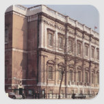 Banqueting House, Whitehall, built in 1622 Square Sticker