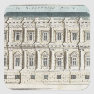 Banqueting House, Whitehall Square Sticker