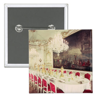 Banqueting Room, design devised by Nikolaus Button