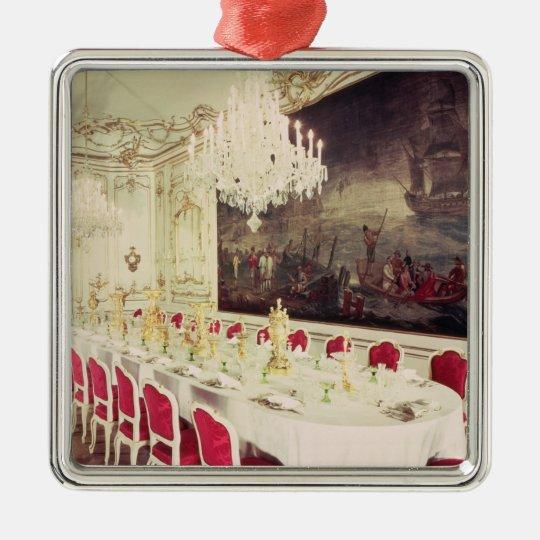 Banqueting Room, design devised by Nikolaus Metal Ornament