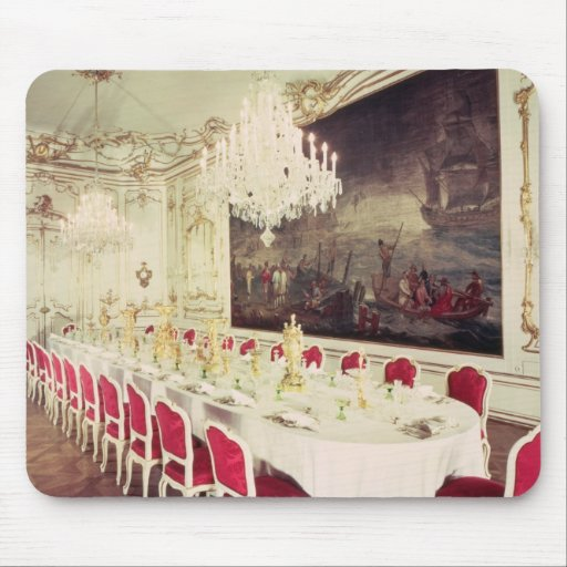 Banqueting Room, design devised by Nikolaus Mouse Pad