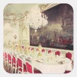 Banqueting Room, design devised by Nikolaus Sticker