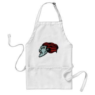 banshee adult apron