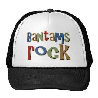 Bantams Rock Hats