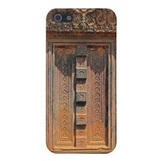 Banteay Srei Temple Chandi False Door 1 Cover For iPhone SE/5/5s