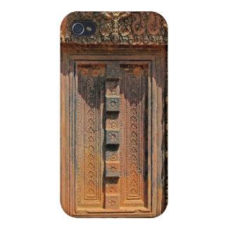 Banteay Srei Temple Chandi False Door 1 iPhone 4/4S Cover