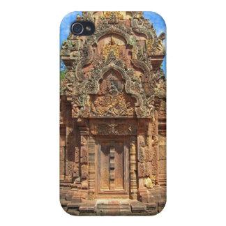 Banteay Srei Temple Chandi iPhone 4/4S Case
