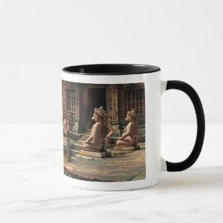 Banteay Srei Temple Guardians Mug