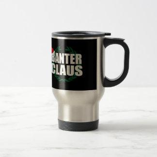 Banter Claus Clause Banter Merchant Gift Travel Mug