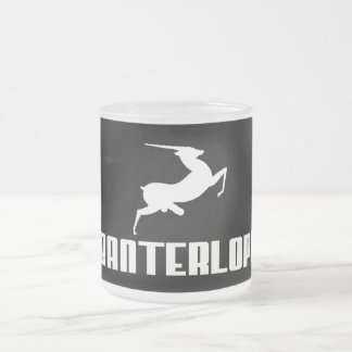 Banterlope Banter Merchant Gift Frosted Glass Coffee Mug