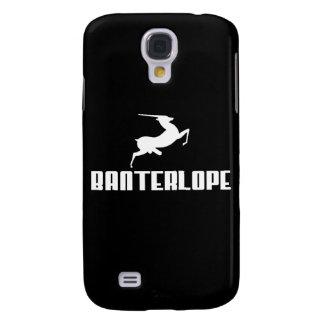 Banterlope Samsung S4 Case