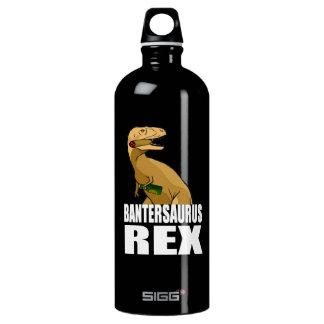 Bantersaurus Rex Banter Merchant Water Bottle