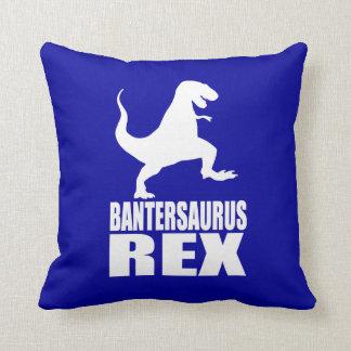 Bantersaurus Rex Uni Banter Secret Santa Pillow