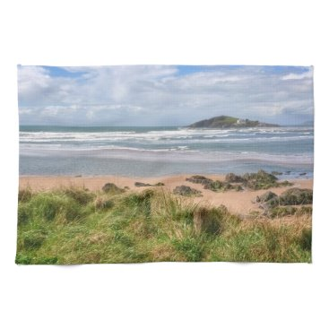 Bantham and Burgh Island View Towel