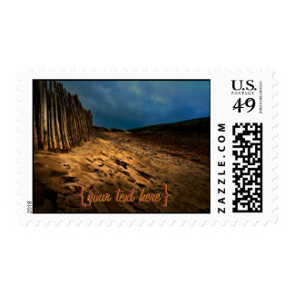Bantham Beach - Going Home Postage