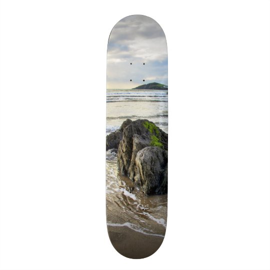 Bantham Rocks to Burgh Island Skateboard