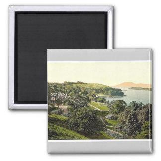 Bantry Bay. Co. Cork, Ireland rare Photochrom Fridge Magnets