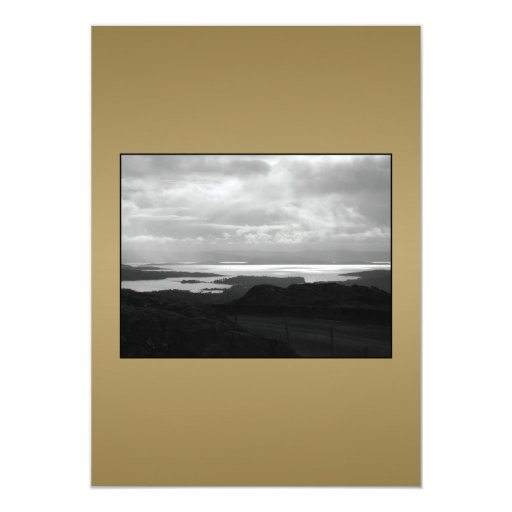 Bantry Bay from Tunnel Road Ireland. Announcements