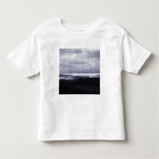 Bantry Bay from Tunnel Road Ireland. Blue. Toddler T-shirt