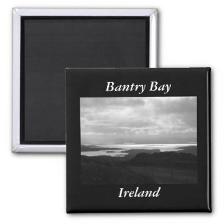 Bantry Bay from Tunnel Road Ireland. Magnet