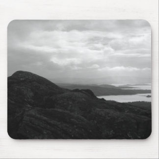 Bantry Bay from Tunnel Road Ireland. Mouse Pad
