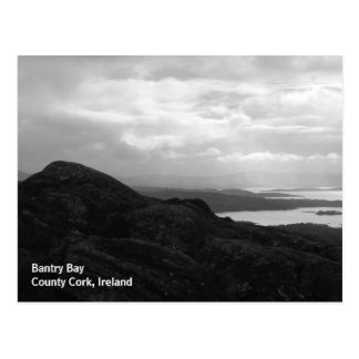 Bantry Bay from Tunnel Road Ireland. Postcard