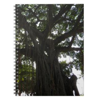 Banyan Tree Notebook