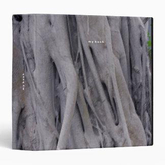 Banyan Tree Trunk Binder