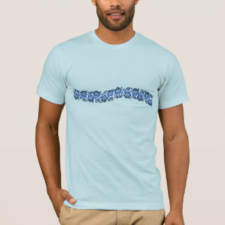 Banyans Hawaiian Hibiscus Band Guys T-shirts