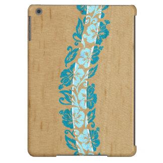 Banyans Hawaiian Hibiscus Surfboard iPad Air Cases