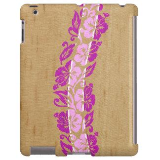 Banyans Hawaiian Hibiscus Surfboard iPad Cases