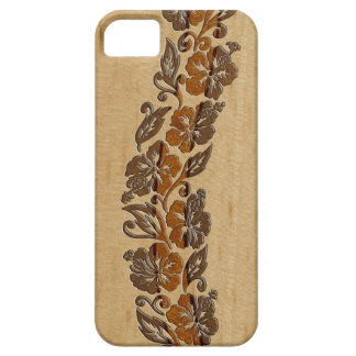 Banyans Hawaiian Hibiscus Surfboard iPhone 5 Cases