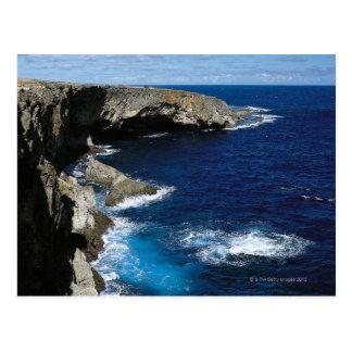 Banzai Cliff Postcard