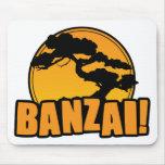 Banzai Mousepads