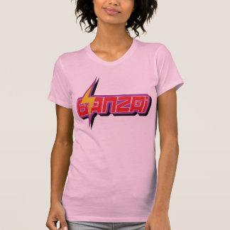 Banzai Pink Logo Shirt