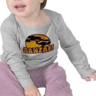 Banzai Camiseta