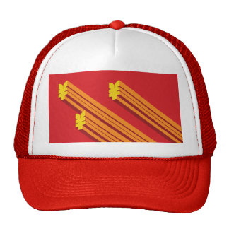 Banzai Red Characters Hat