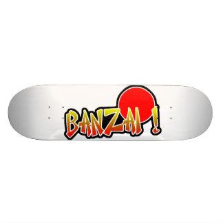 Banzai Skateboard